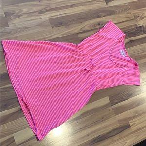 {Columbia} Striped Dress